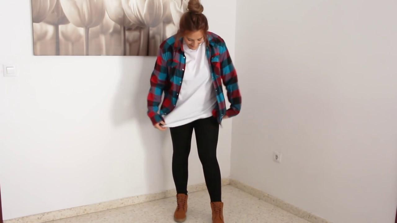 fe0faa42e6d 5 outfits con botas estilo Timberland 🍁