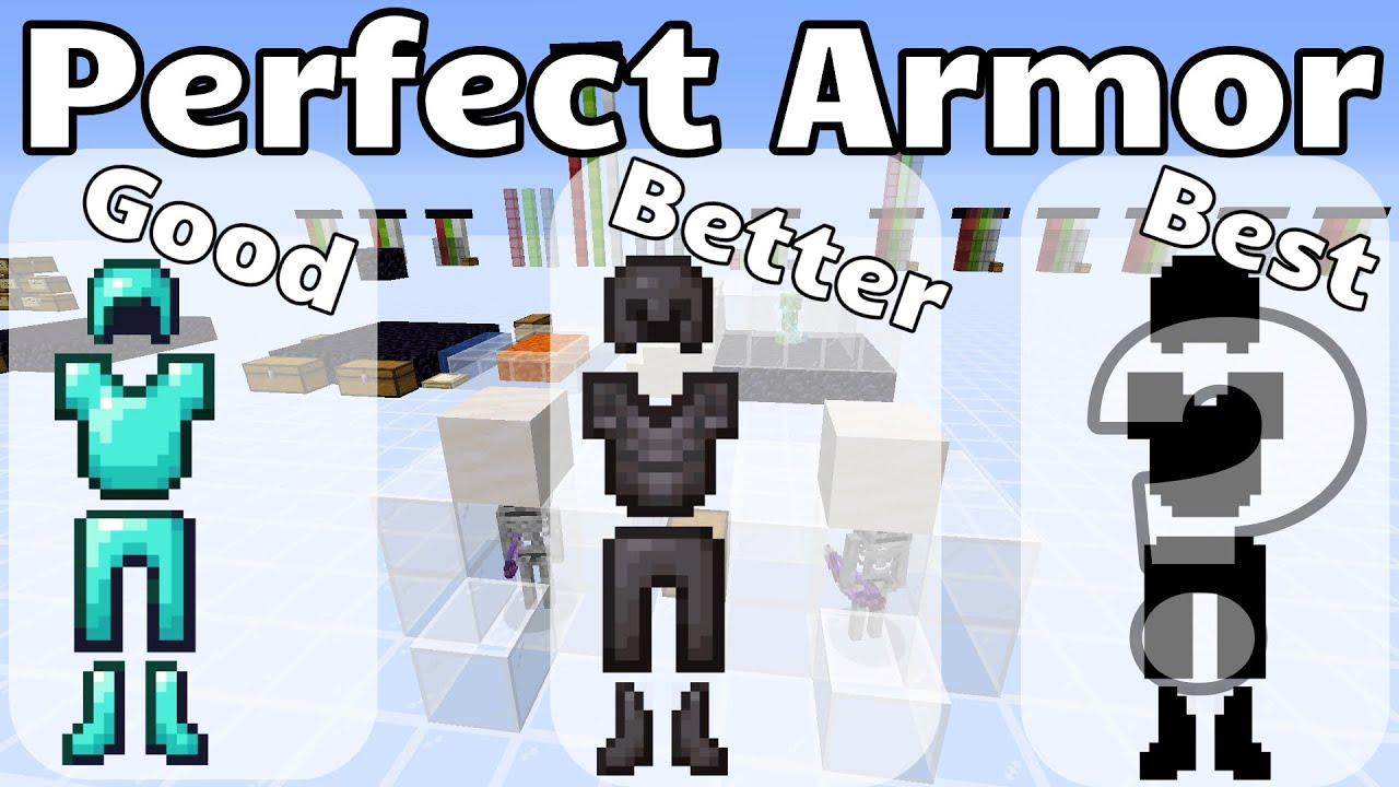 Best Armor and Best Enchantments (Minecraft Java 1 16) YouTube