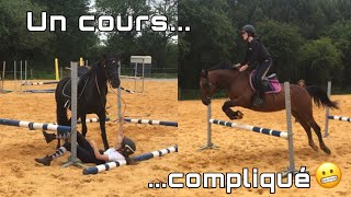CS'o Landreau - SAUT D'OBSTACLES (Chute 😅) - 29/05/2019