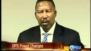 DPS fraud investigation