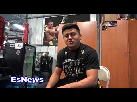 Remmy Valenzuela Number One Singer Right No In Mexico Every Song A Hit EsNews Boxing