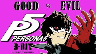 Good and Evil in the Persona 5 Soundtrack [Patron Request]