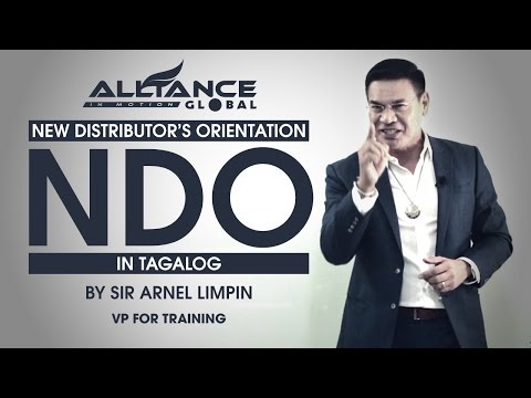 NDO by VP Arnel Limpin (MUST WATCH!!!) AIM Global