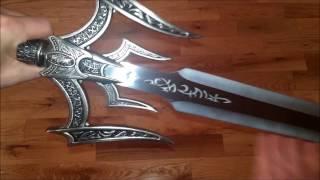 Kit Rae Swords of the Ancients Luciendar