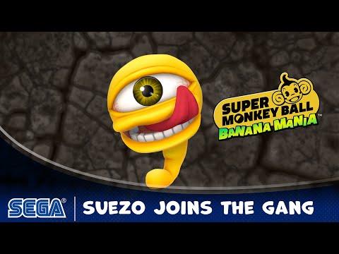 Super Monkey Ball Banana Mania | Suezo Joins the Gang