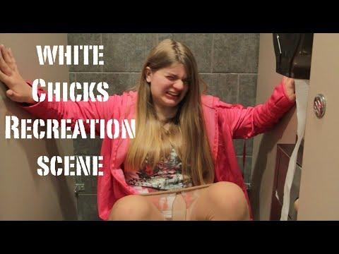 White Chicks Recreation Scene