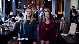 الآن هو ما جعل منه   Vistaprint إعلان تلفزيوني (2019)