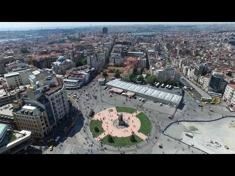 taksim-square-galata-tower-waking-tour////-istanbul,-turkey