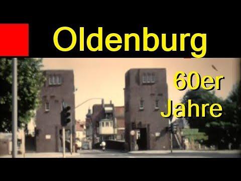 Oldenburg 1960er und 1970er  Jahre in Farbe