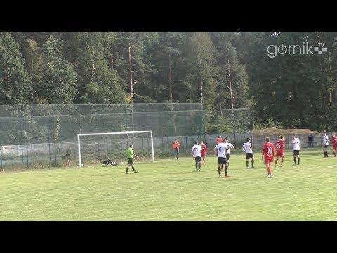Bramki z meczu towarzyskiego: Liswarta Lisów 1-13 Górnik Zabrze