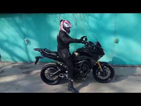 """Открытие сезона 2020. """"Гаражные истории"""" Техническое обслуживание Yamaha MT-09 Tracer, Suzuki GSR600"""