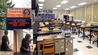 Baltimore Teacher Assaulted By Husky Student On Her First Day Back To Work.