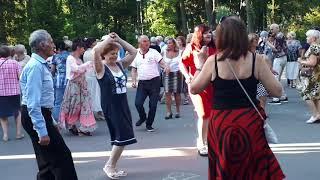 Погадай ка мне цыганка!!!Народные танцы,парк Горького,Харьков!!!