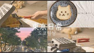 日本語字幕:) 일본일상 브이로그, 도쿄일상,네코식빵, …