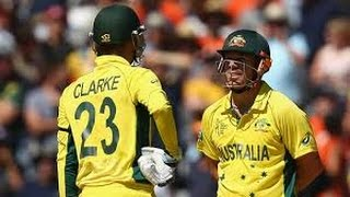 AUSTRALIA VS AFGHANISTAN HIGHLIGHTS World Cup 2015-[Cricket world cup 2015 ]