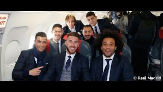 Real Madrid: Travelling to Rome