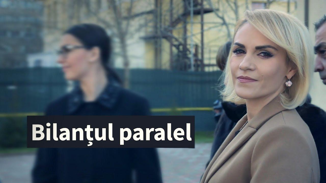 Bilanțul paralel după doi ani cu Gabriela Firea
