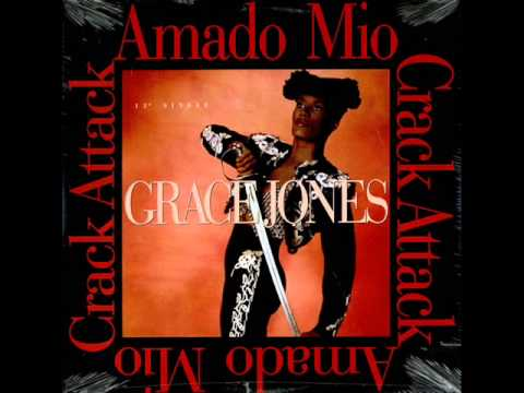 Grace Jones_ Amado Mio_The Brazilian Mix