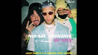 No Me Conoce - Jhay Cortez Ft Bad Bunny & J Balvin Instrumental