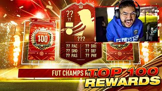 FIRST EVER TOP 100 REWARDS!! RED PLAYER PICKS!! FIFA 21