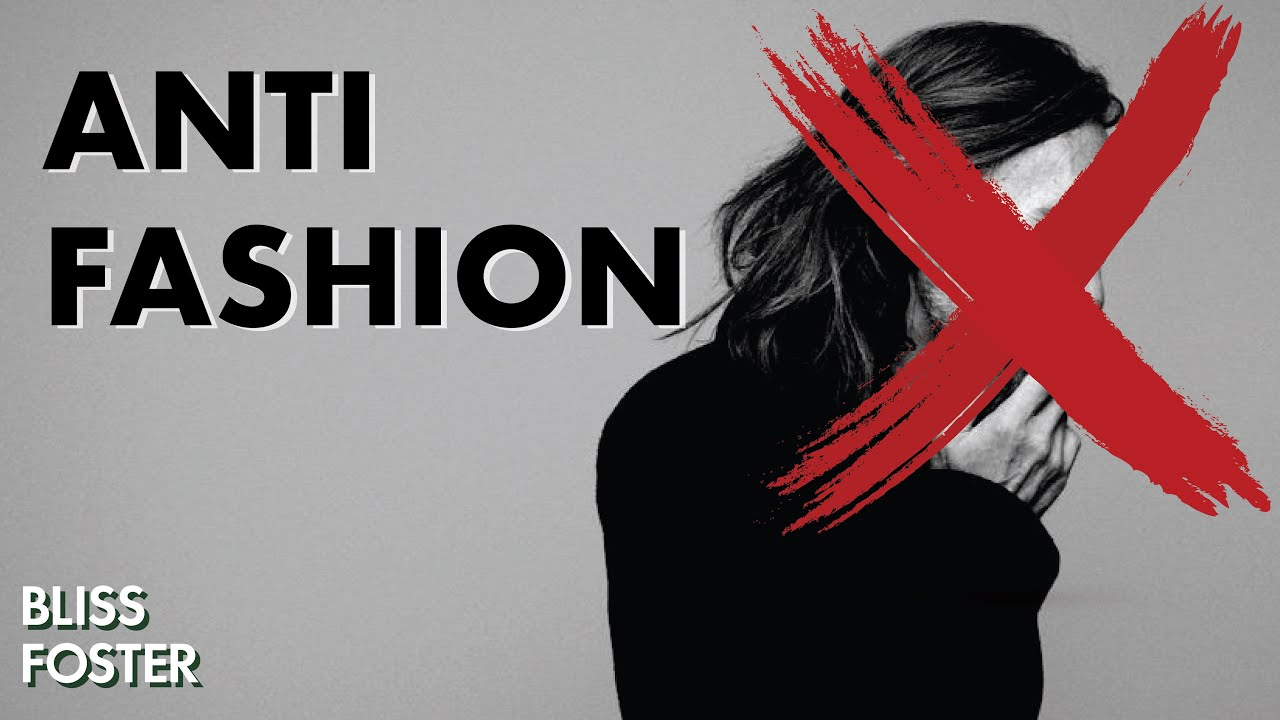 There Is Only One Anti-Fashion Designer Left