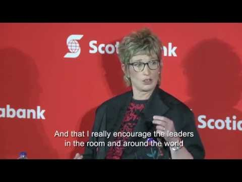 Scotiabank's Barb Mason talks about our culture and values