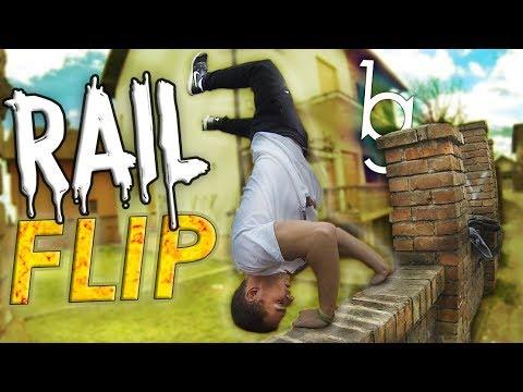"KAKO URADITI - ""Rail flip"""