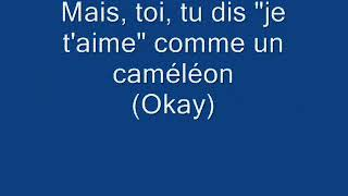 Download Maître Gims - Caméléon (Lyrics) Mp3 and Videos