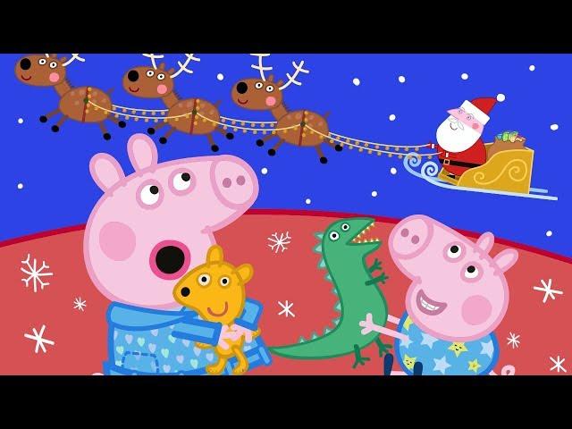 Peppa Pig Italiano 🎄 Buon Natale 🎄 Collezione Italiano - Cartoni Animati - Peppa Natale