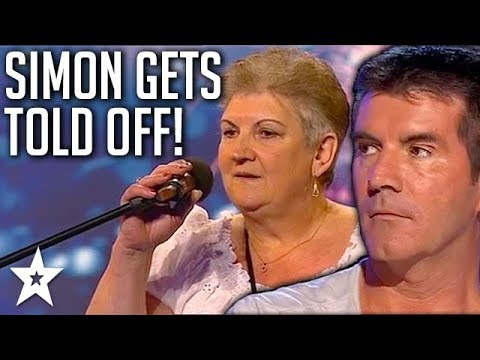 Simon Cowell Gets A Wake Up Call on Britain's Got Talent   Got Talent global