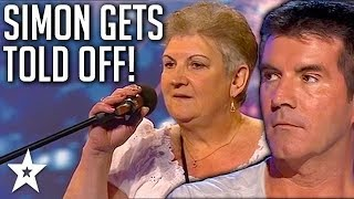 Simon Cowell Gets A Wake Up Call on Britain's Got Talent | Got Talent global