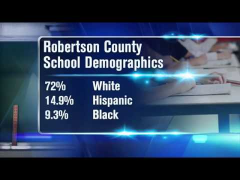 Robertson County Schools to be rezoned after non compliance with desegregation laws