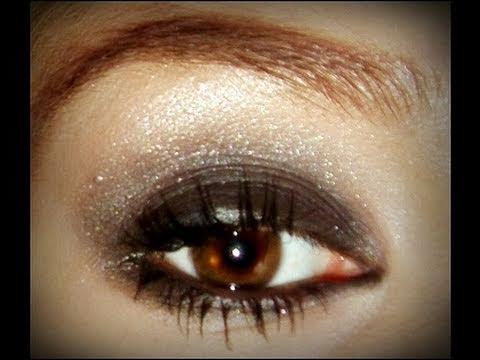 makeup tutorial klassische smokey eyes schminken youtube. Black Bedroom Furniture Sets. Home Design Ideas