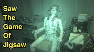Saw: The Games of Jigsaw with Night Vision - Halloween Horror Nights 2017 (CA)