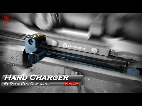 Hard Charger Side Charging System for ARs