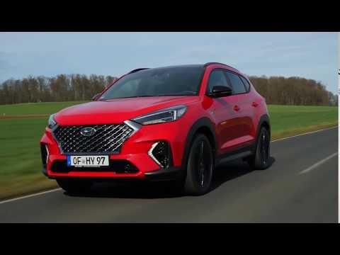 Hyundai Tucson N Line video debut