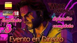 The Wolf Among Us Temporada 1 Capítulo 3 completo: Una milla torcida-Español-Directo 1080p