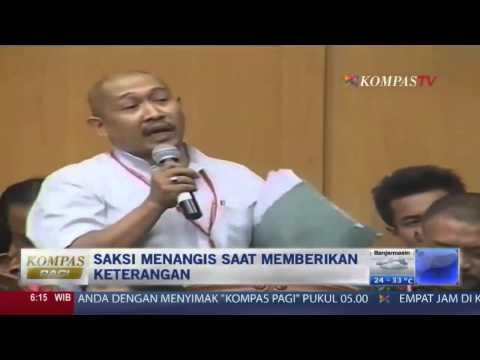 Hakim Konstitusi Peringatkan Saksi Prabowo - Kompas Pagi 10 Agustus 2014