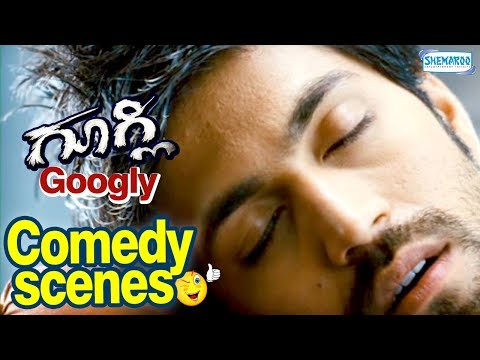 Yash Sleeps During Economic Forum | Googly Comedy Scenes  | Yash | Kruthi Karabanda
