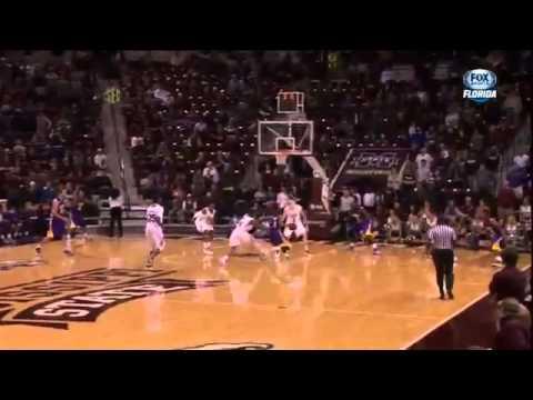 LSU - Anthony Hickey Game Winning Shot vs Mississippi State1448