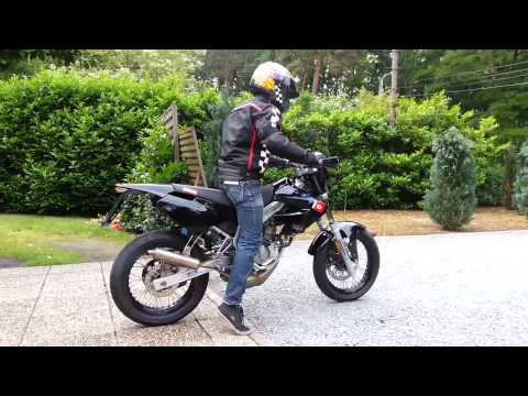 Derbi DRD Limited Black Edition 2004