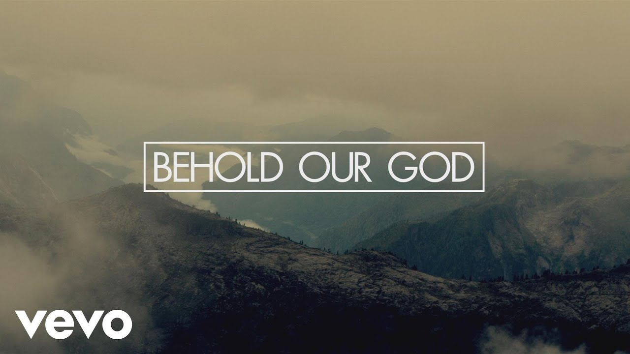 Brandon Heath - Behold Our God (Official Lyric Video)
