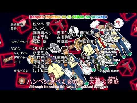 Inazuma Eleven GO Chrono Stone Ending 4 English Subbed