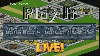 Play it Live! - Metal Marines