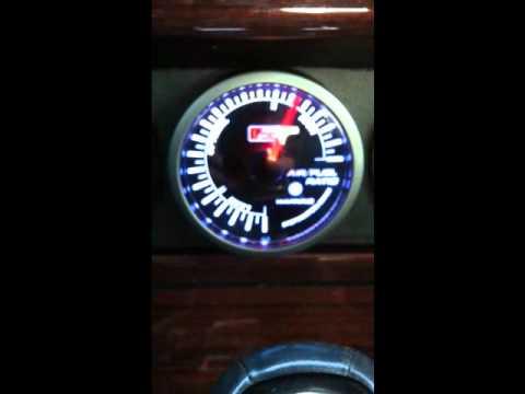 Lambda - LPG / Petrol (Air Fuel Ratio Gauge)