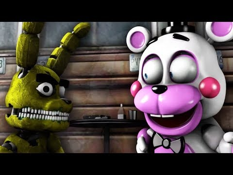 FNAF Try Not To Laugh Challenge (Funny FNAF Animations)