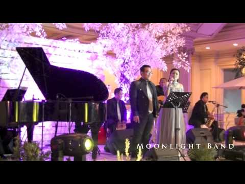 Untukku - Chrisye (cover)| Wedding at Empire Palace - Cover by Moonlight Acoustic