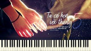 Ta có hẹn với Tháng 5 - Hồ Tiến Đạt - Nguyên Hà (Piano Tutorial)