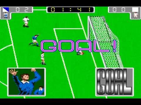 Loquendo Videojuegos De Futbol En Arcades Youtube