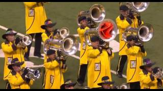 Bridgemen Alumni Final Field Performance, Indy 2016